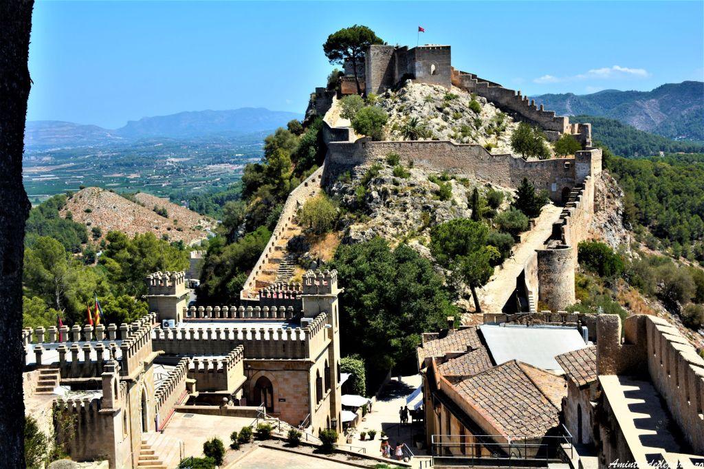 Castelul Xativa