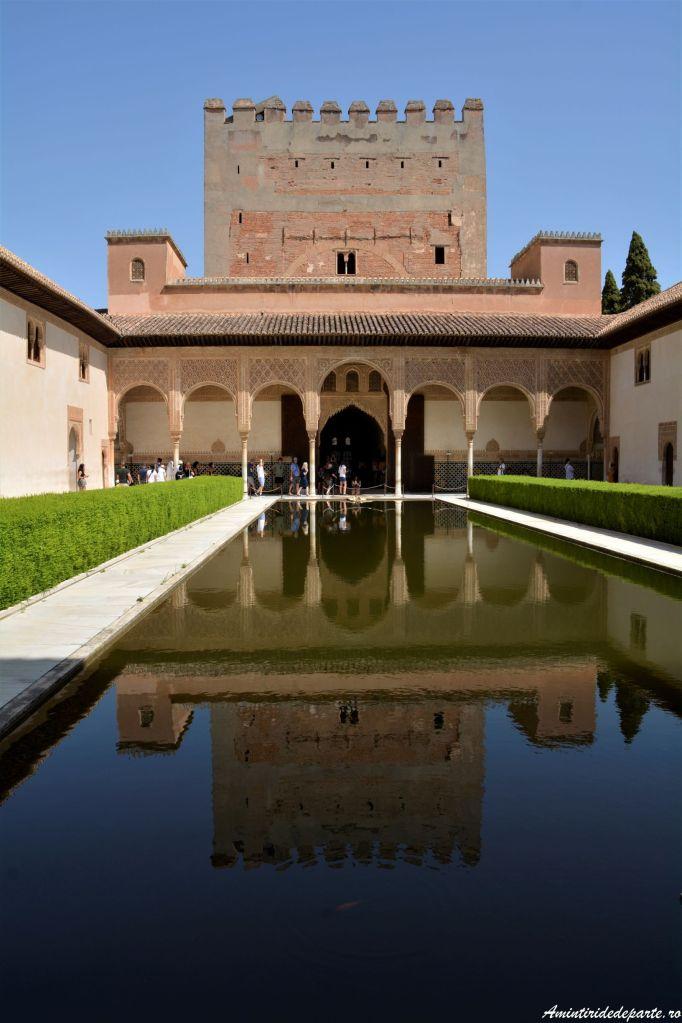 Terasa Arrayanes, Granada