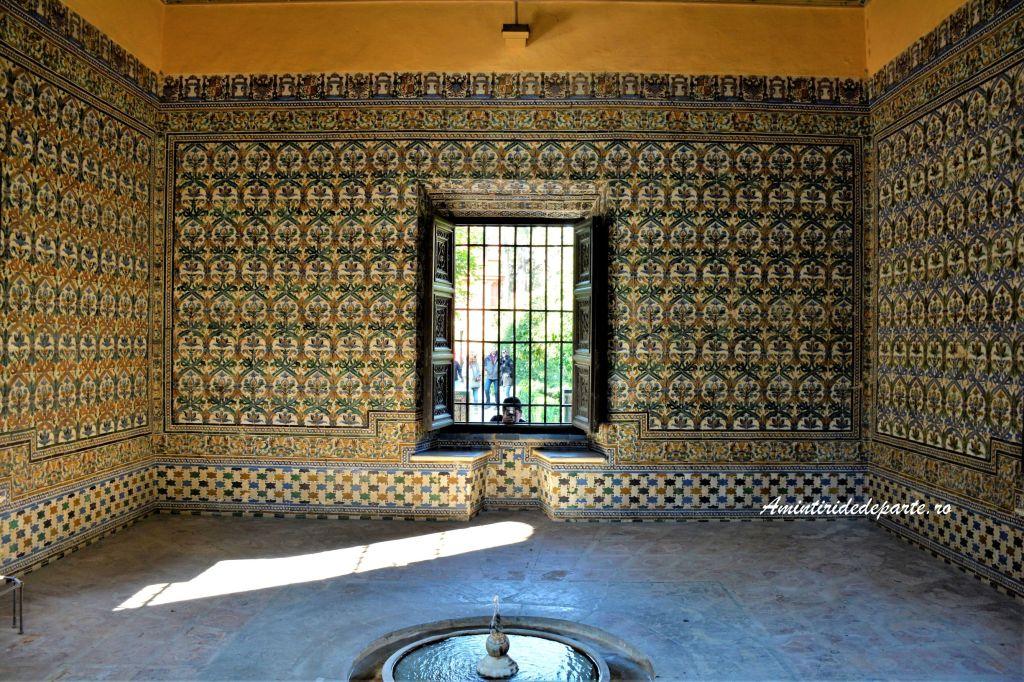 Palatul Alcazar, Sevilla