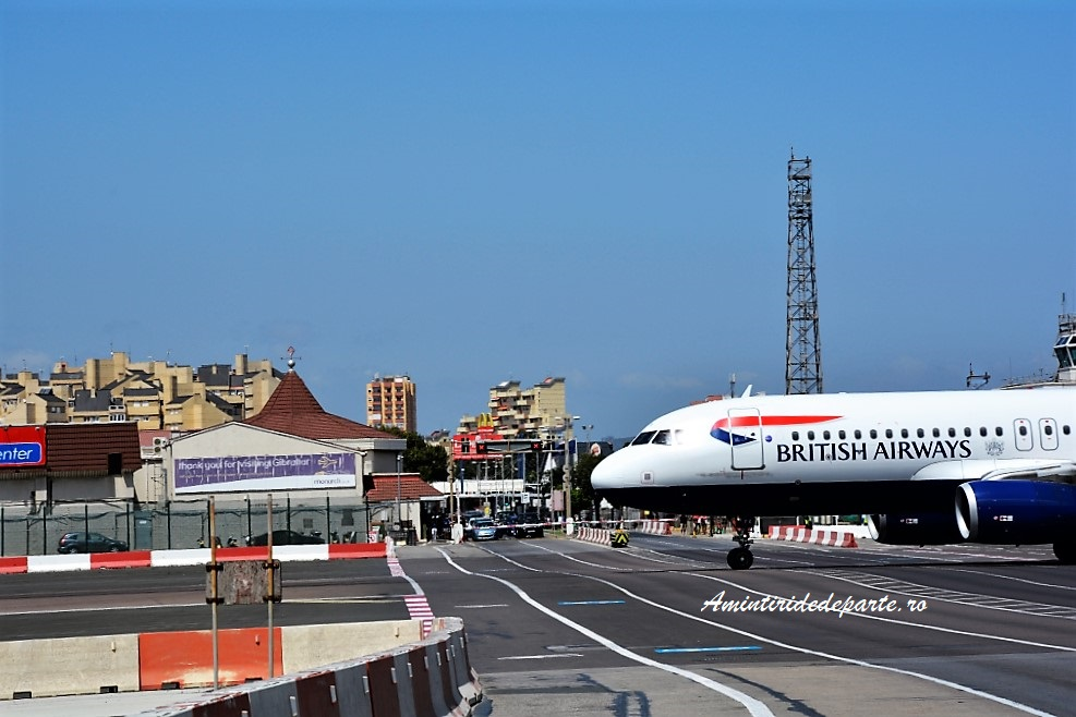 Aeroportul din Gibraltar