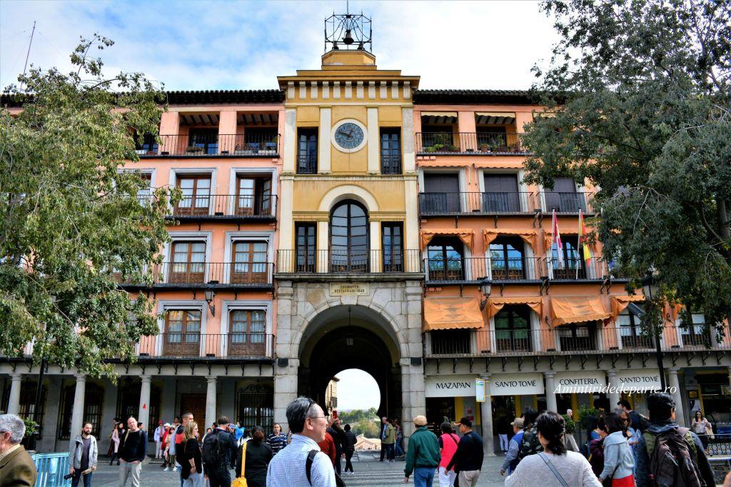 Piata Zocodover, Toledo