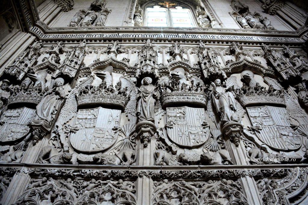 Manastirea San Juan de los Reyes, Toledo