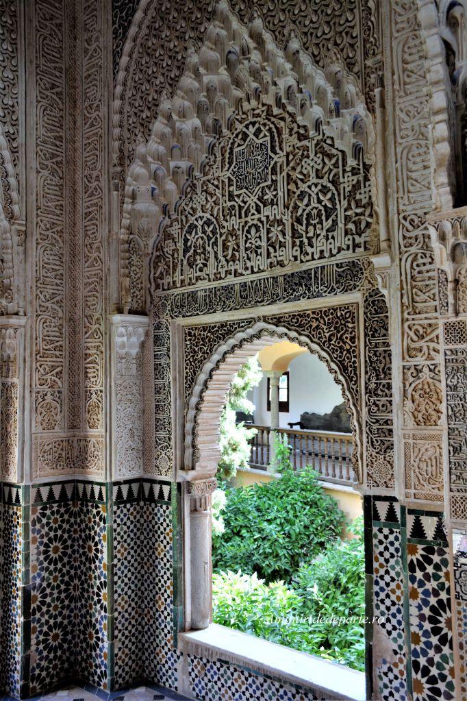 Nasrid, Granada