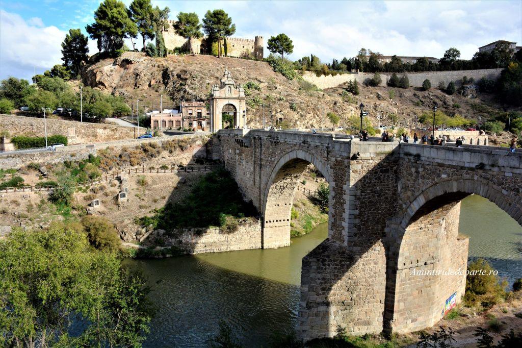 Podul San Martin, Toledo