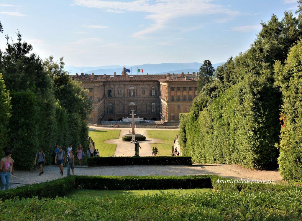 Palazzo Pitti, Florenta