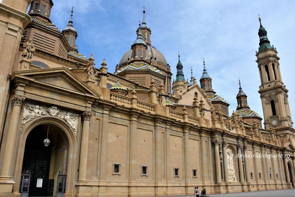 Basilica de Nuestra Senora del Pilar, Zaragoza