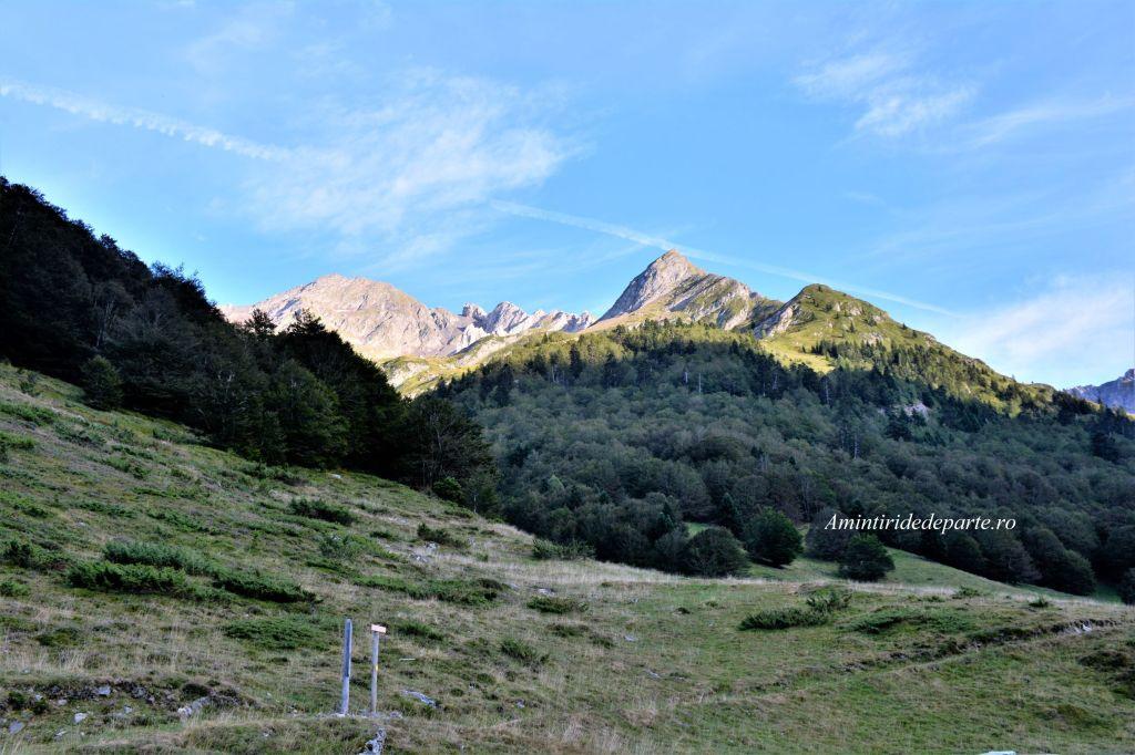 Muntii Pirinei, Franta