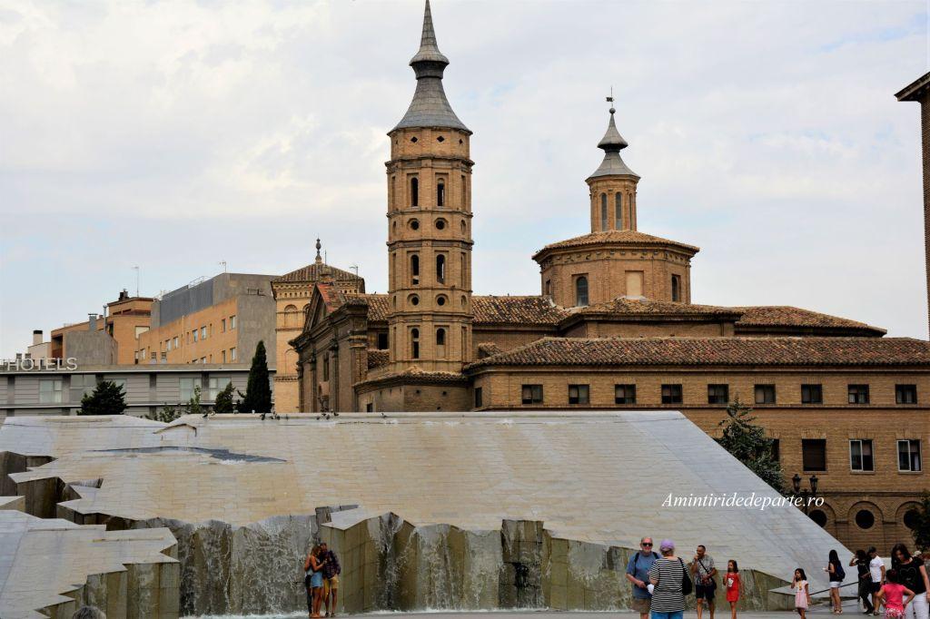 Fuente de la Hispanidad, Zaragoza