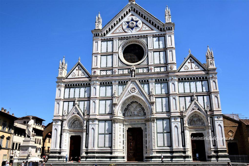 Basilica di Santa Croce, Florenta