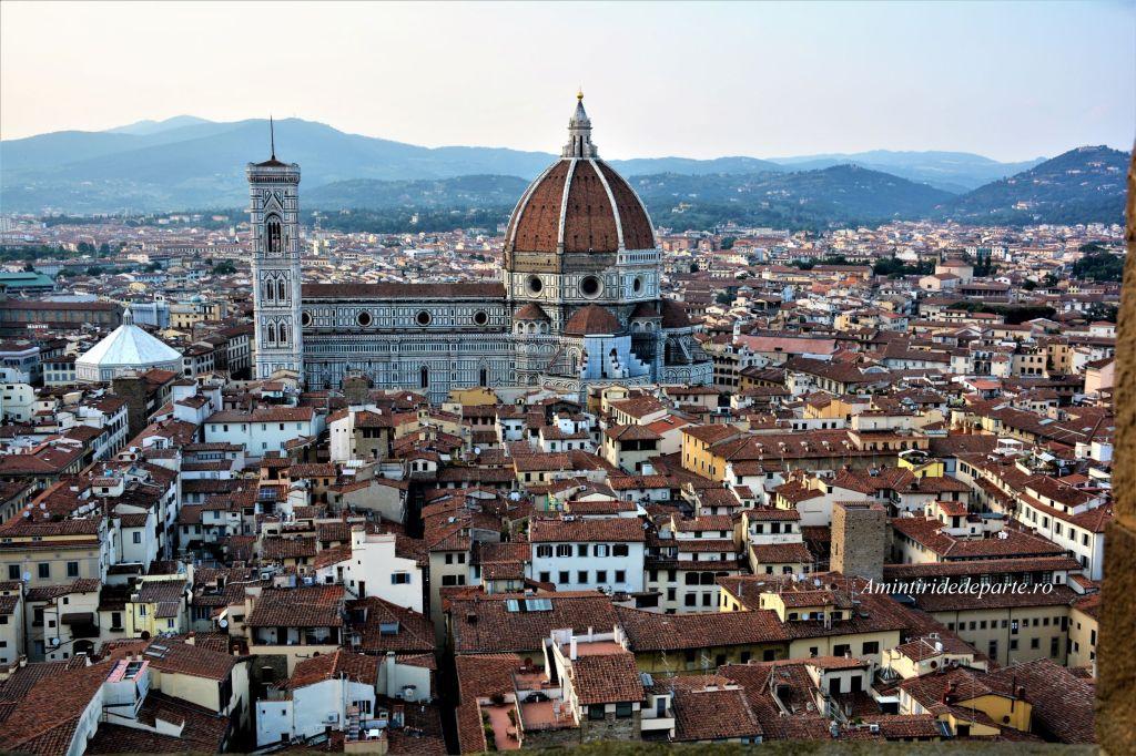 Piata Michelangelo, Florenta