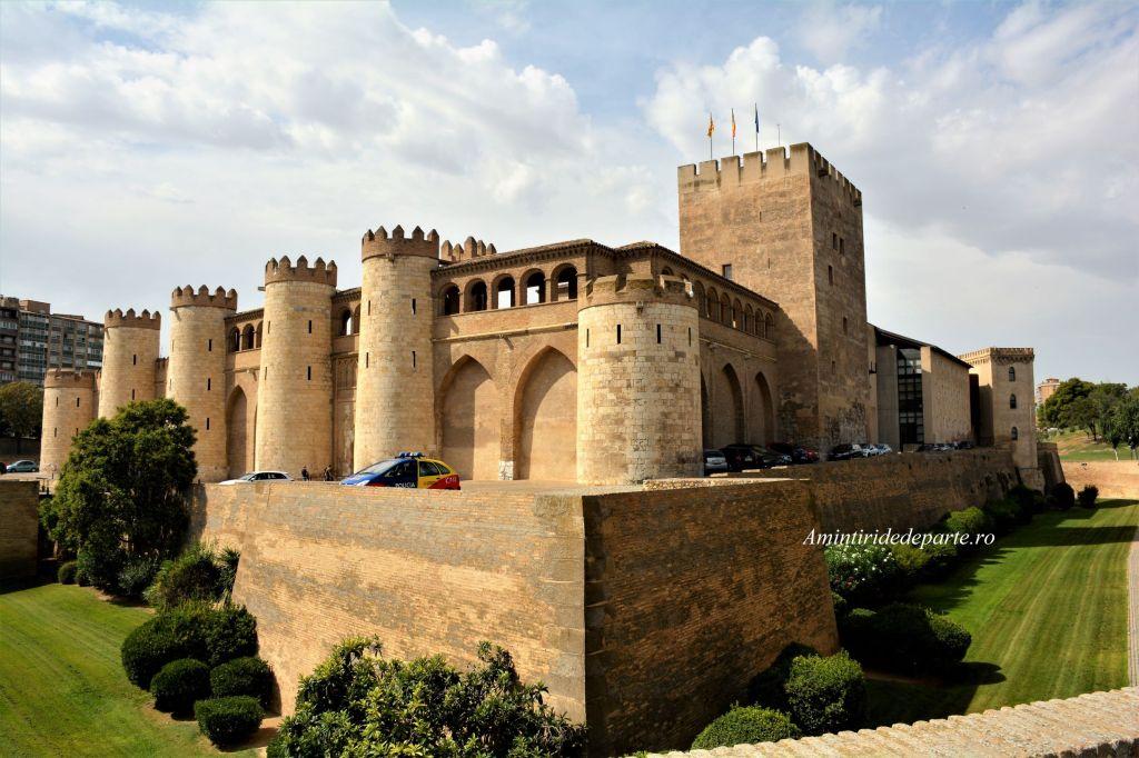 Palatul Aljaferia din Zaragoza