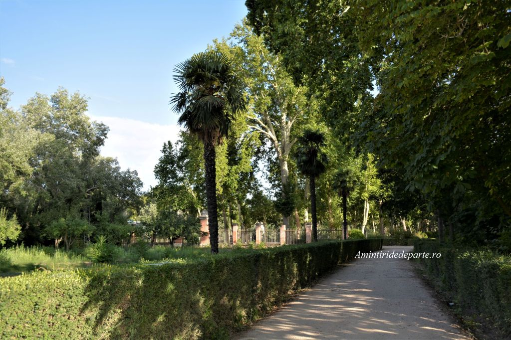 Jardin del Principe, Aranjuez