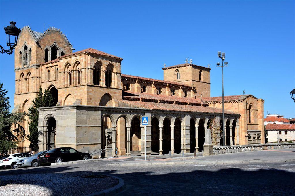Basilica de San Vicente, Avila