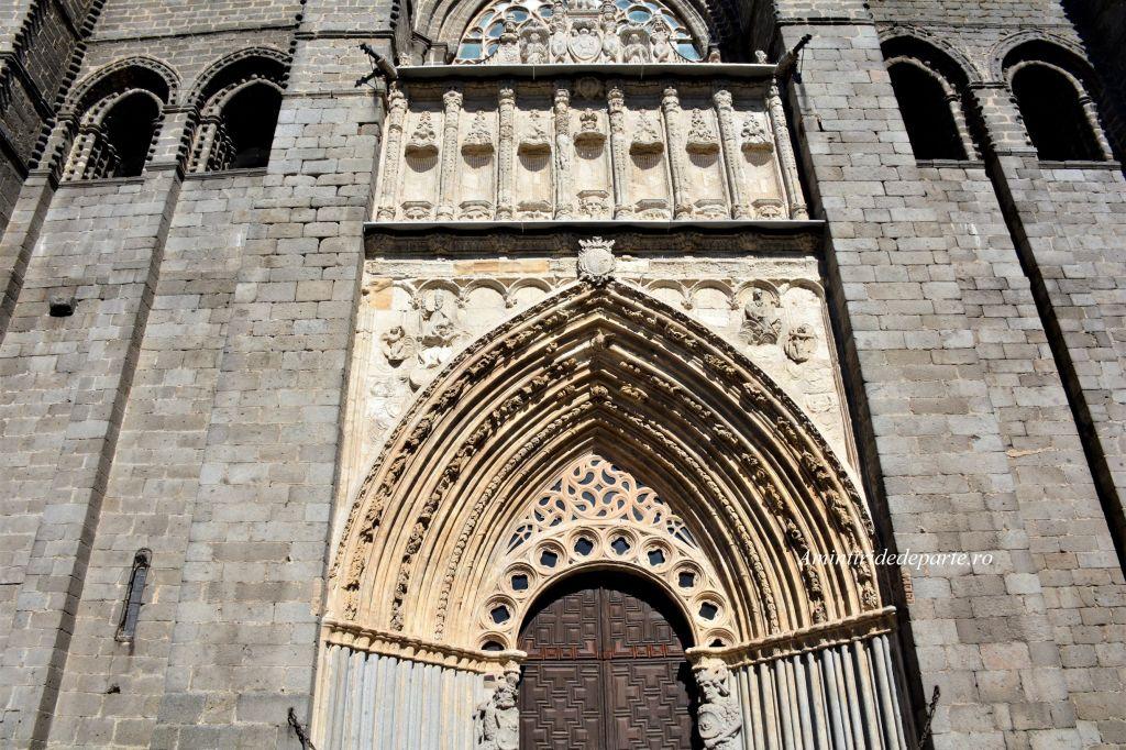 Catedral de Cristo Salvador, Avila