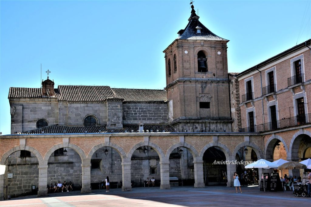 Plaza del Mercado Chico, Avila