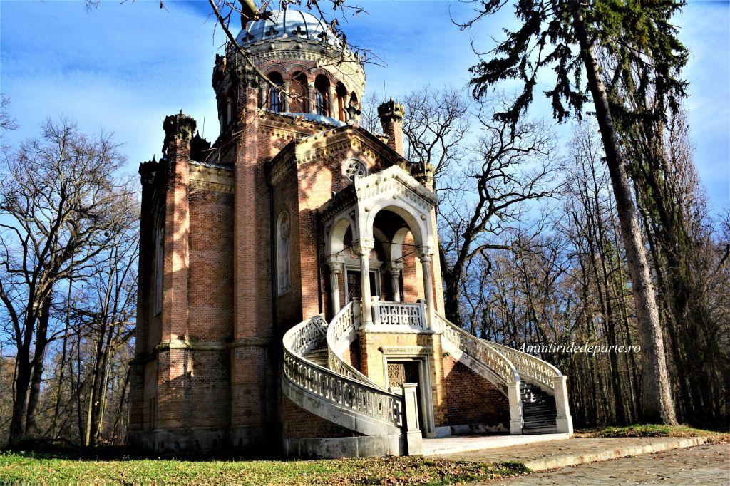 Capela de pe Domeniul Stirbey