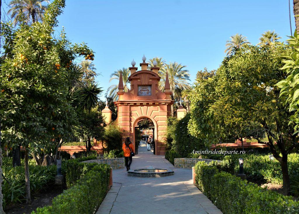 Real Alcazar, Sevilla