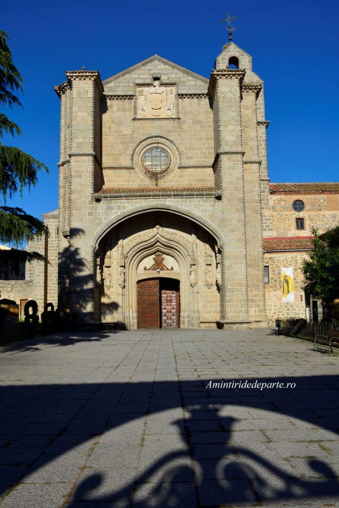 Manastirea Regala Santo Tomas, Avila