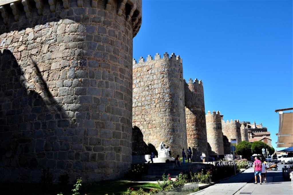 Zidul din Avila