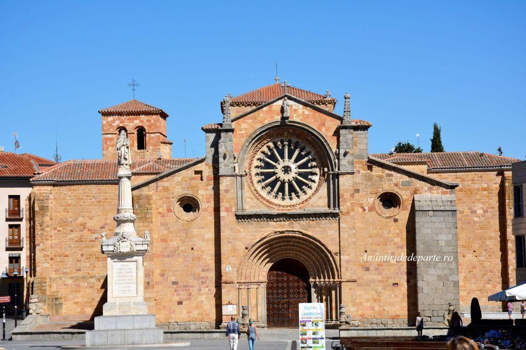 Biserica San Pedro, Avila