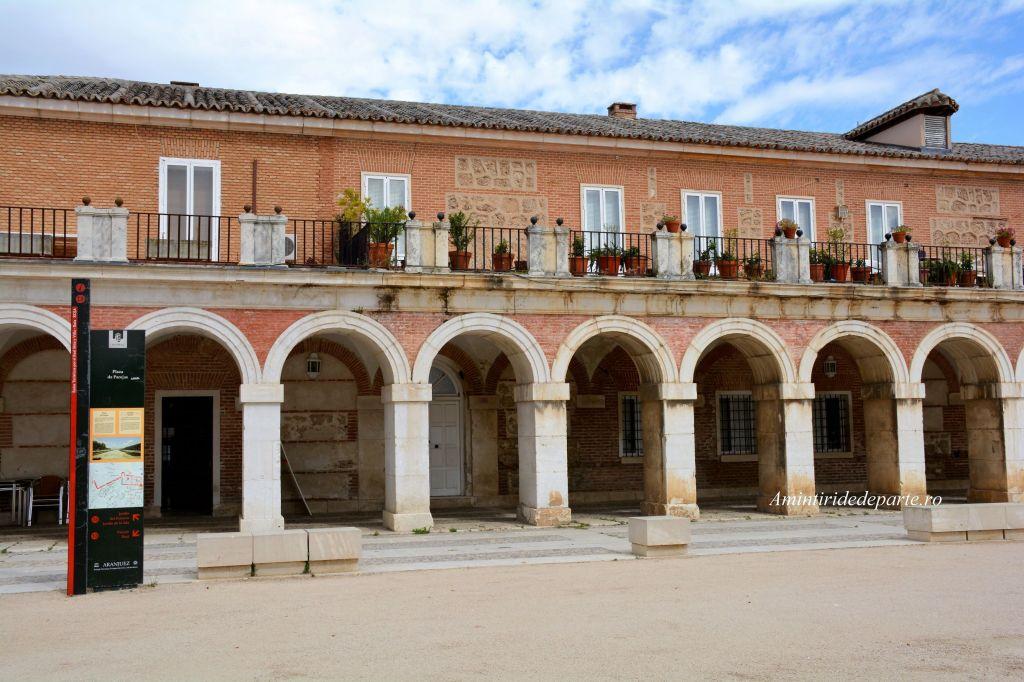 Plaza de Parejas,, Aranjuez