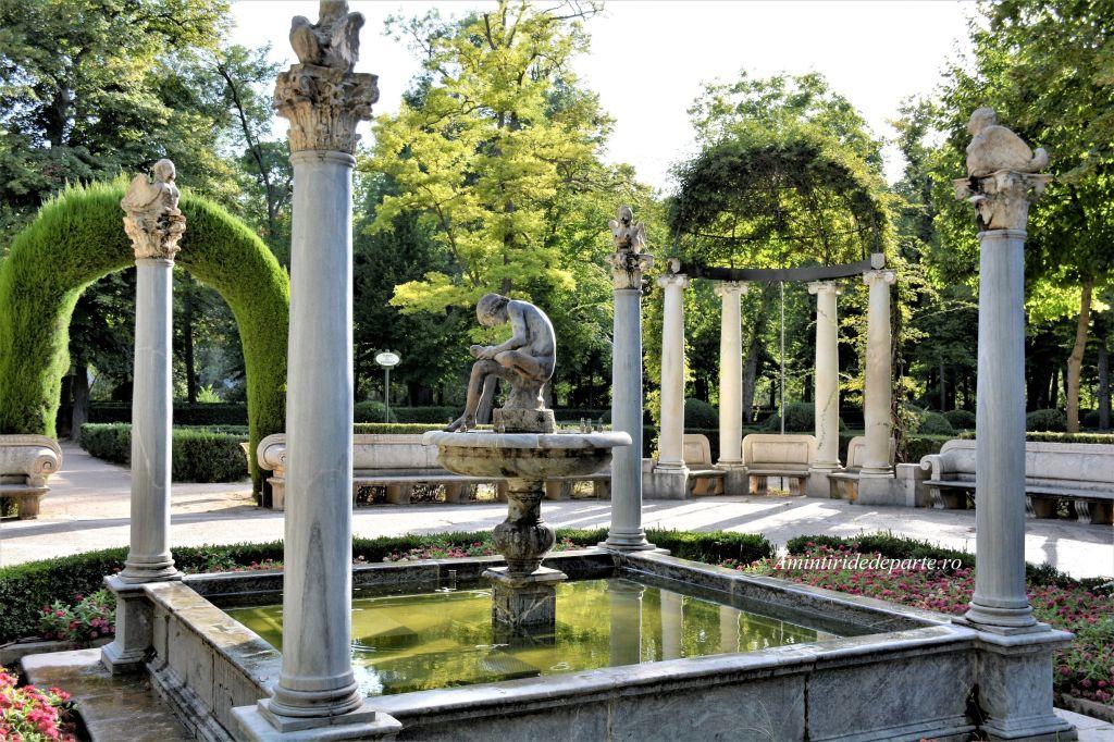 Jardin de la Isla, Aranjuez