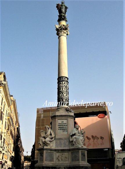 Colonna dell'Immacolata, Rome