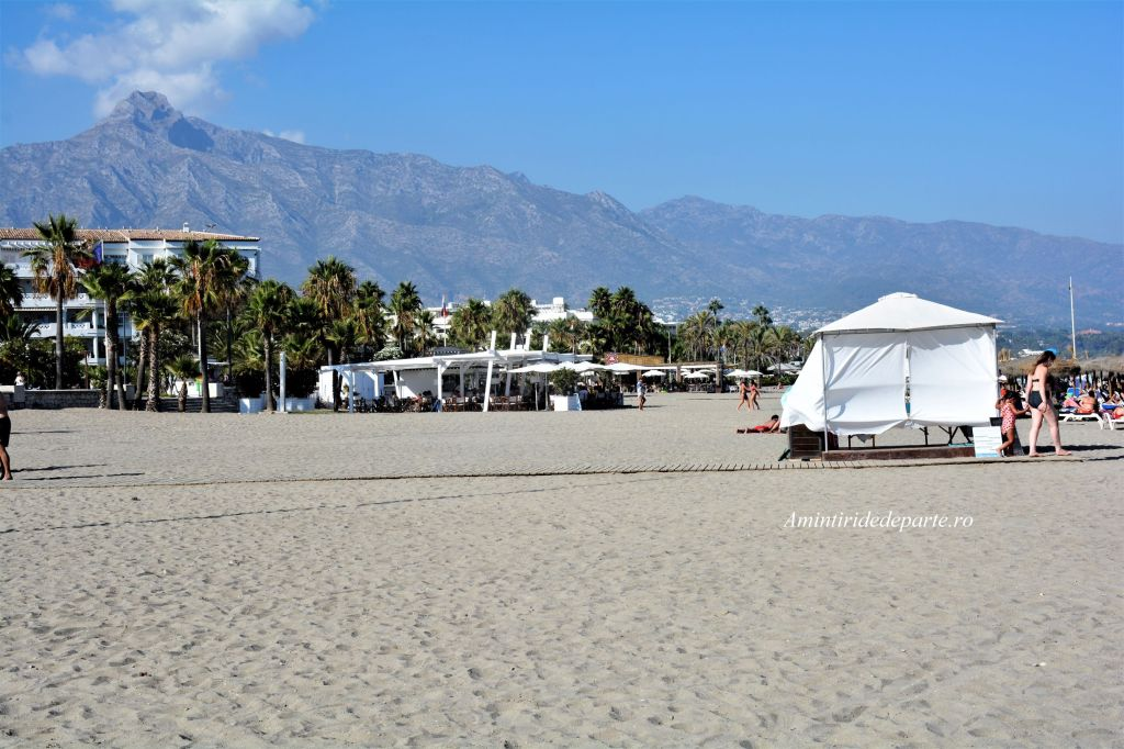 plaja din Marbella