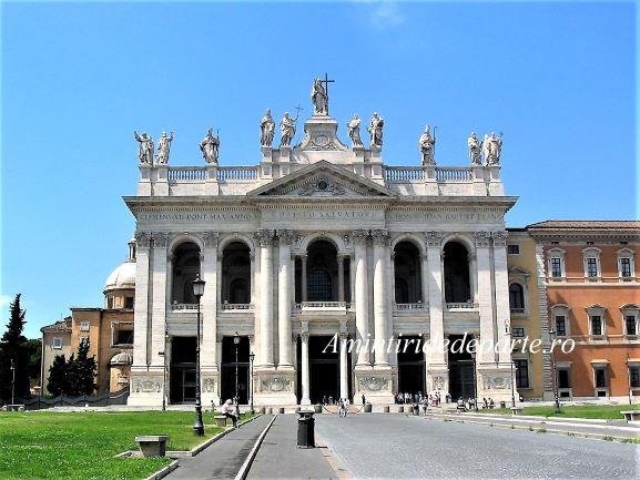 Basilica Santa Maria Maggiore din Roma