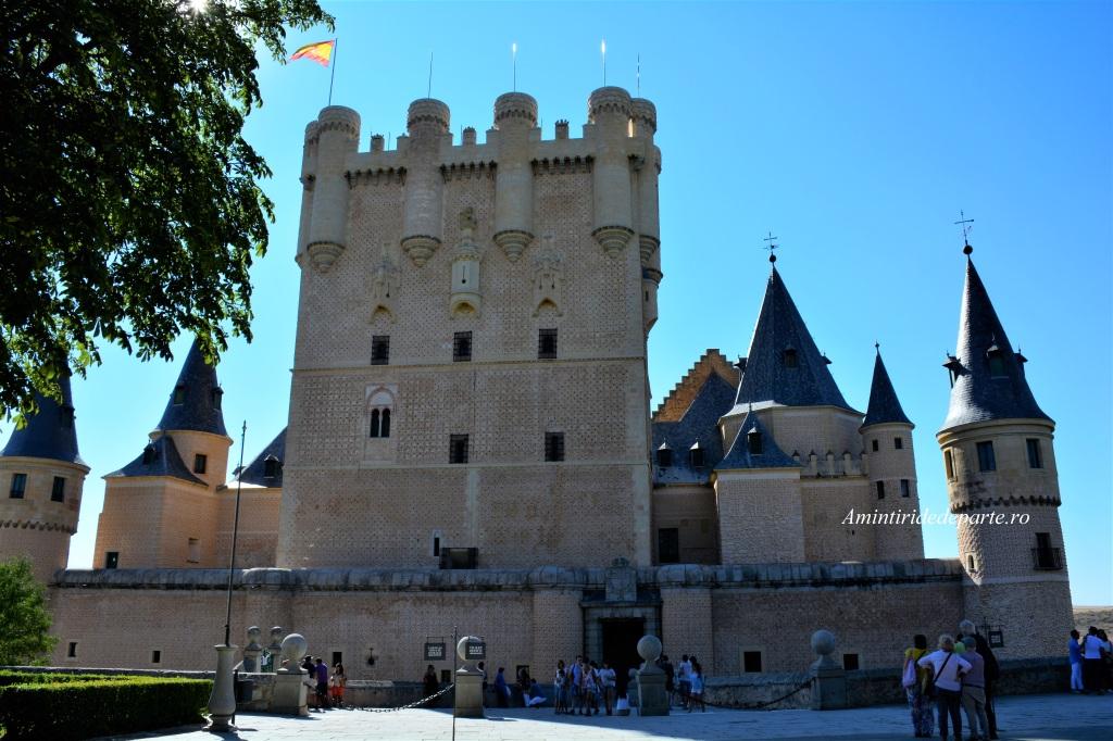 Alcazar,Segovia
