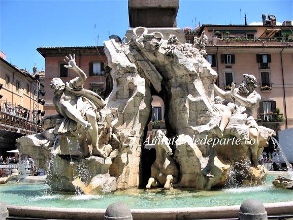 Piata Navona din Roma