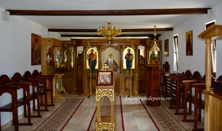 Manastirea Tuturor Sfintilor Romani, Sinca Noua
