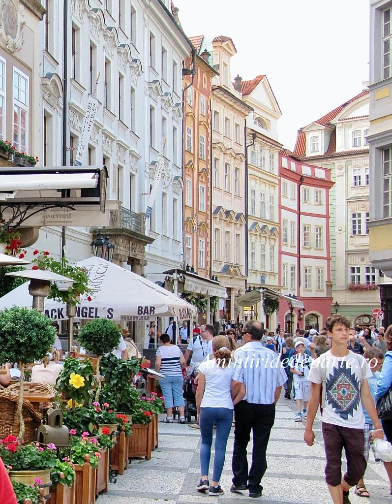 Stare Mesto, Praga