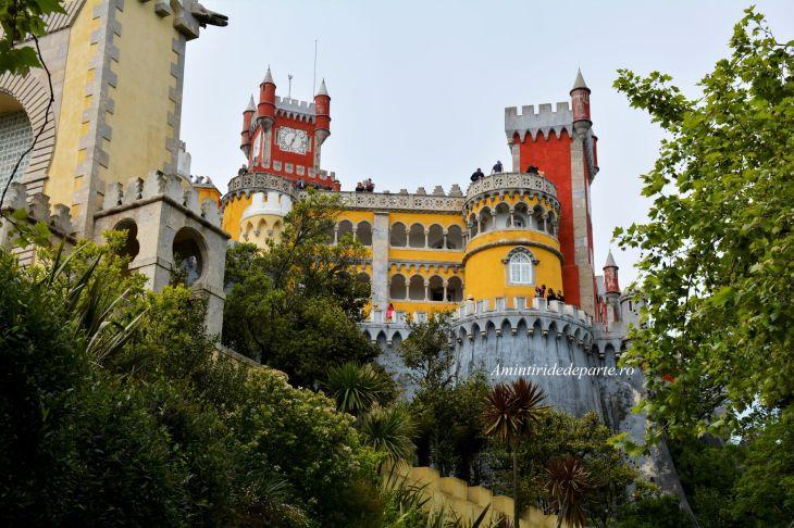 Palatul Pena din Sintra