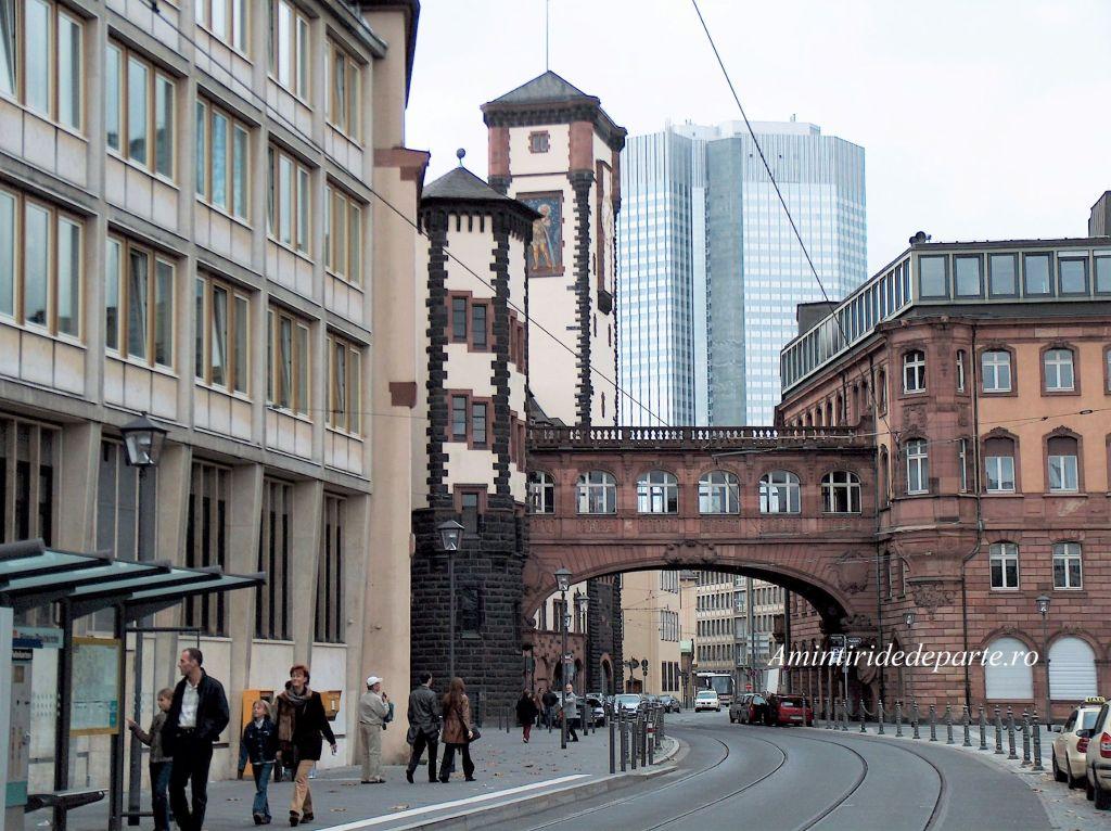 Langer Franz, Frankfurt