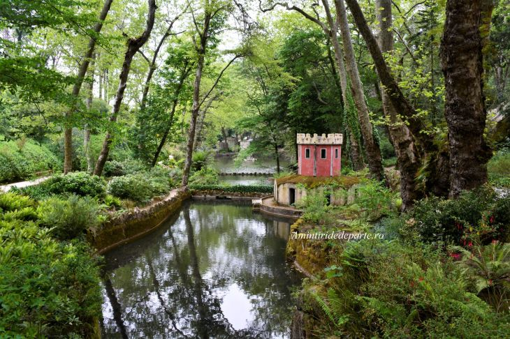 Parcul Pena din Sintra