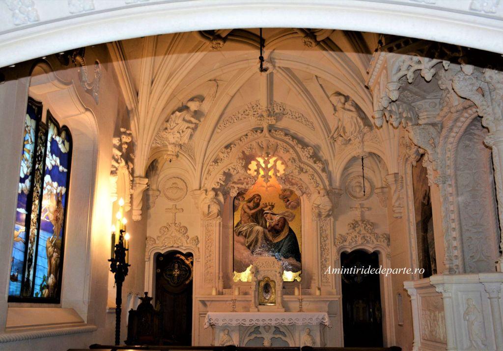 Capela Sfintei Treimi, Quinta da Regaleira, Sintra