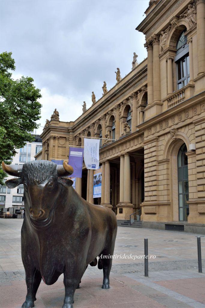 Bursa din Frankfurt