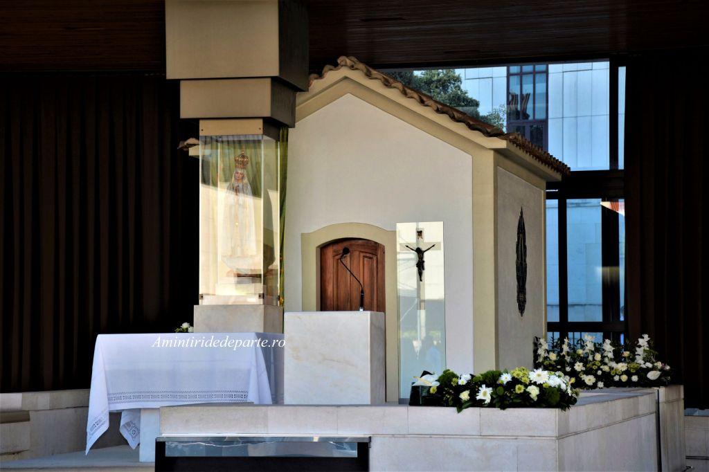 Capela Aparitiilor din Fatima