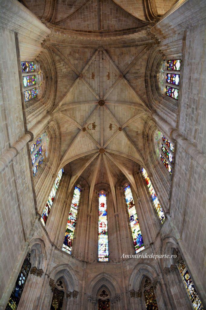 Manastirea Batalha din Portugalia
