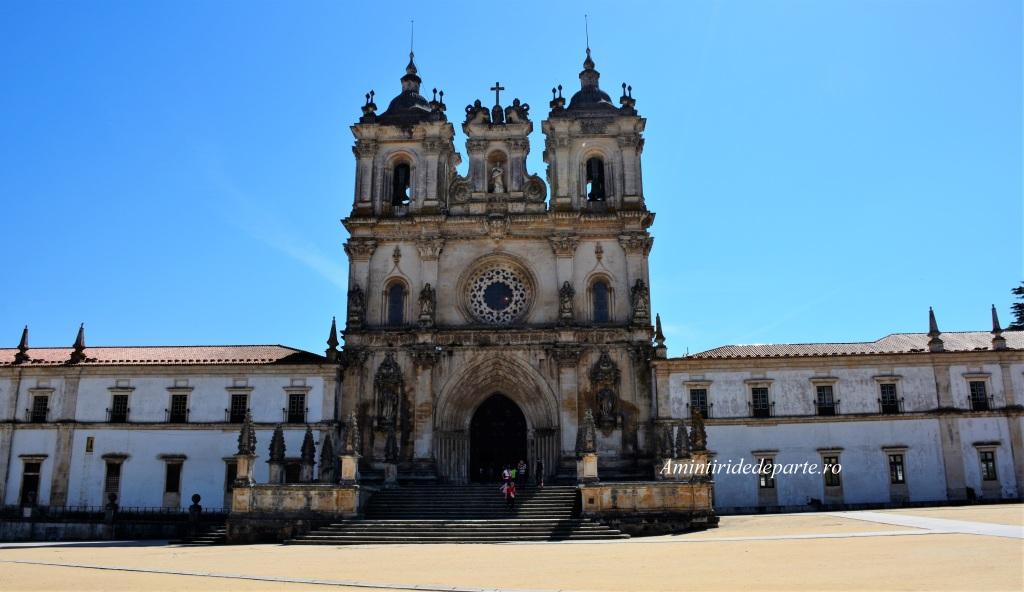 Manastirea Alcobaca din Portugalia