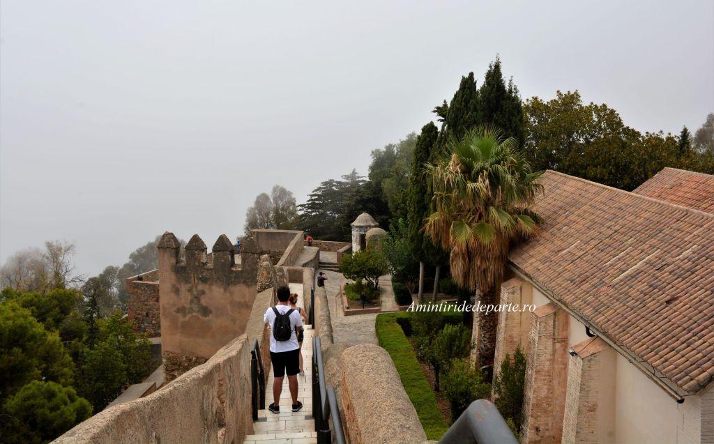 Gibralfaro, Malaga