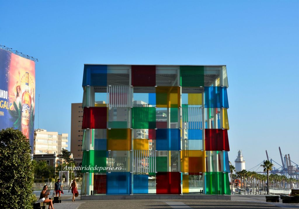 Centrul Pompidou din Malaga