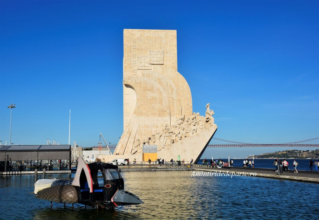 Monumentul Descoperirilor din Lisabona
