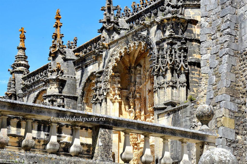 Manastirea Ordinului lui Hristos din Tomar, Portugalia