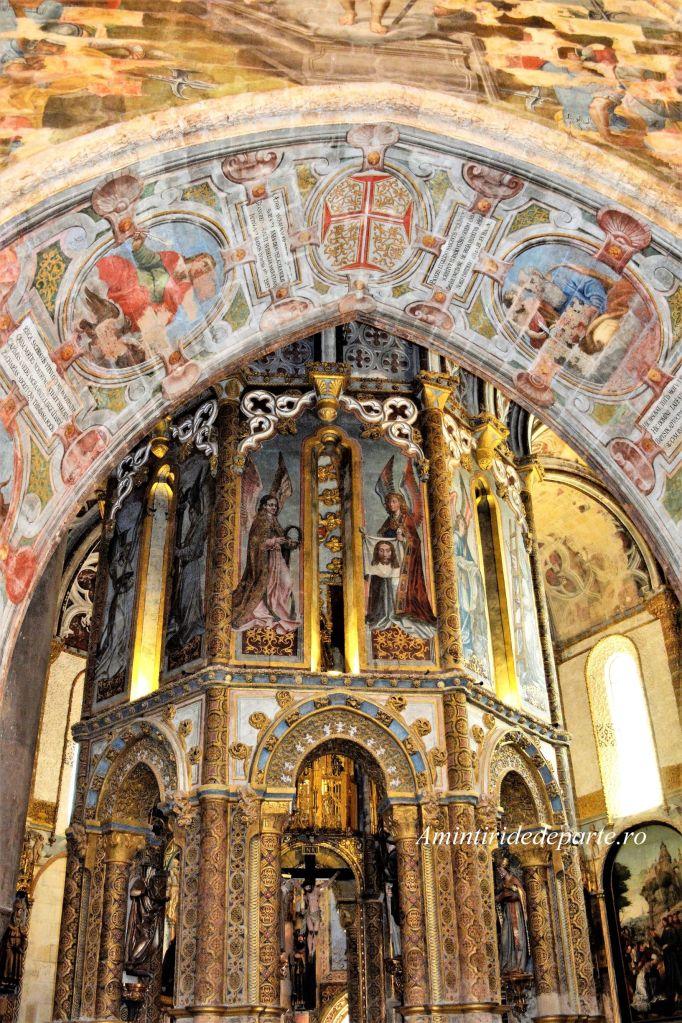 Convento de Cristo Tomar, Portugalia