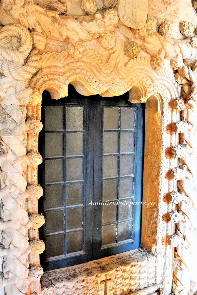 Convento de Cristo si Castillo de Tomar, Portugalia