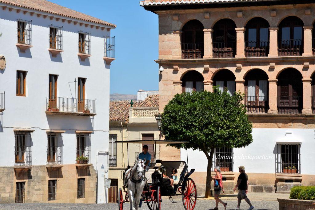 Plaza Duquesa de Parcent, Ronda