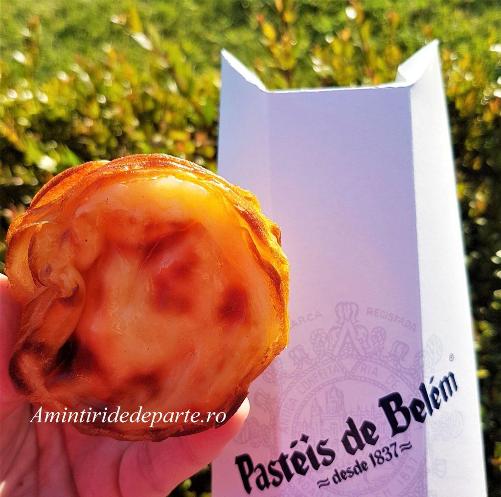pasteis de nata, Lisabona