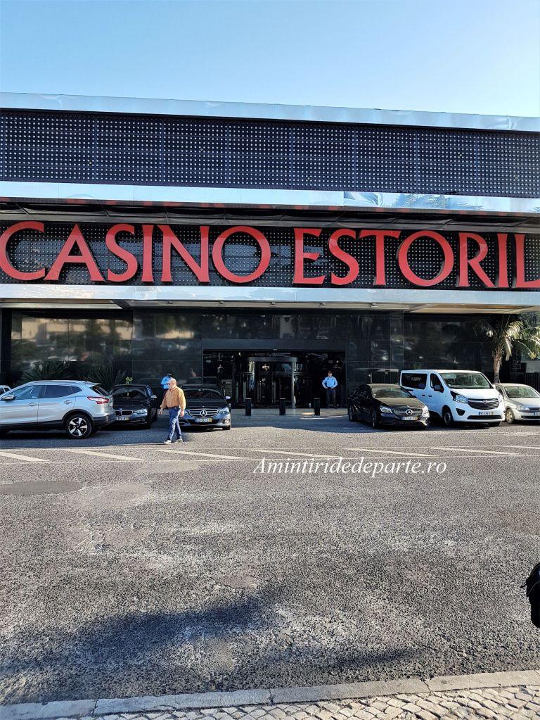 Cazinoul din Estoril, Portugalia
